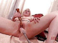 Скрытая камера секс с блондинкой