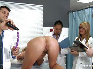 Смотреть порно про врачей