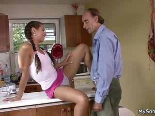 Секс зрелых жен