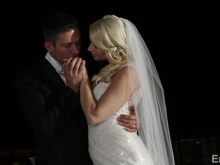 Секс с целкой невестой