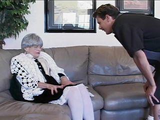 Порно бабушек за 60
